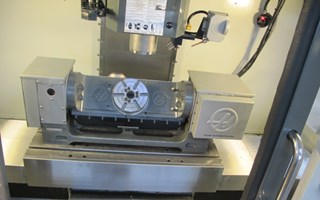 CNC 5-Axis Milling